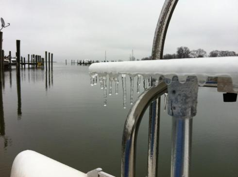 January on the Chesapeake