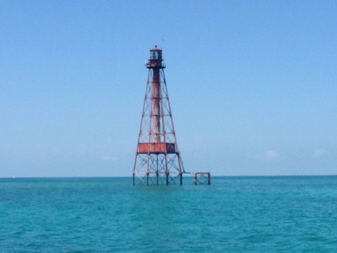 Sombrero lighthouse
